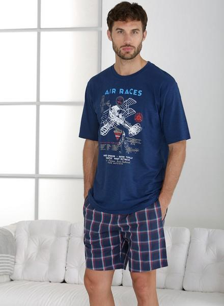 Pyjama homme aviation